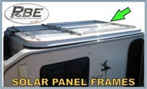 PBE Brakhah Ingonyama Solar Panel roof frames 1