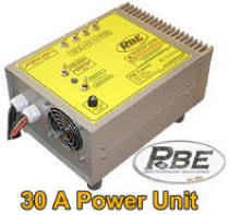 PBE Power Unit for Caravan 12V 30A 1