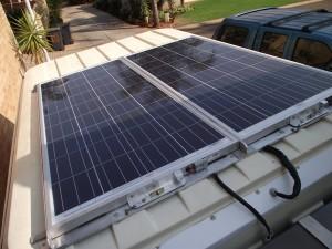 Brakhah Ingonyama Solar 2x135W